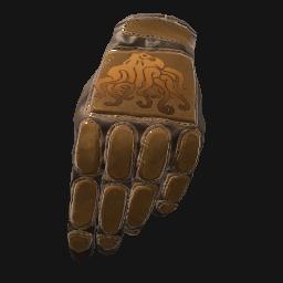 Nautilus Padded Gloves