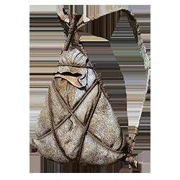 Animal Hide Framed Backpack