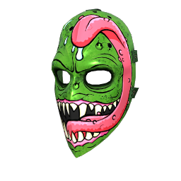 Lasher Hockey Mask