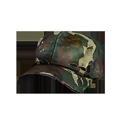 Camo Green Cap