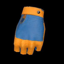 Sun's Out Fingerless Gloves
