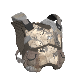 Desert Warfare Makeshift Armor