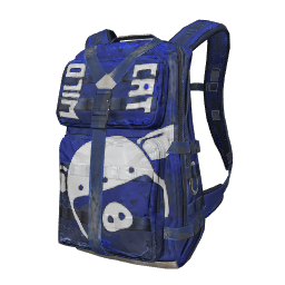 I AM WILDCAT Military Backpack