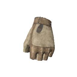 Tan Gloves