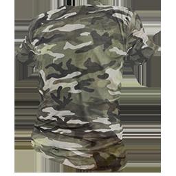 Marsh Camo T-Shirt