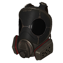 Metal Full Face Respirator