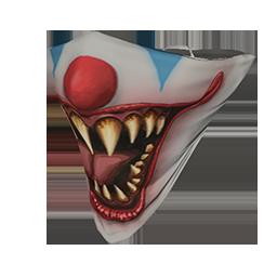 Evil Clown Face Bandana
