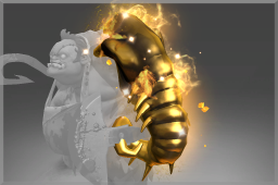 纯金食腐婪虫Golden Scavenging Guttleslug
