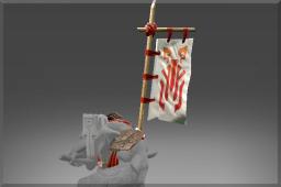 遮面一族的战斗旗帜Battle Banner of the Masked