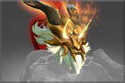 伏魔行者面甲Mask of the Demon Trickster