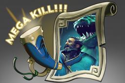 连杀配音:昆卡与潮汐猎人Mega-Kills: Kunkka & Tidehunter