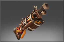 铭刻 基恩巨枪Inscribed Muh Keen Gun