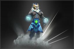 尊享 雷霆神盔Exalted Tempest Helm of the Thundergod