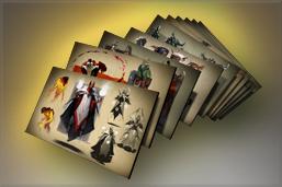 英雄展望档案Portfolio of Heroes Envisioned