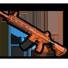 Rugged (Orange) - M416