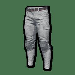 Combat Pants (White)