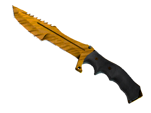 猎杀者匕首(★) | 虎牙 (崭新出厂)★ Huntsman Knife | Tiger Tooth (Factory New)