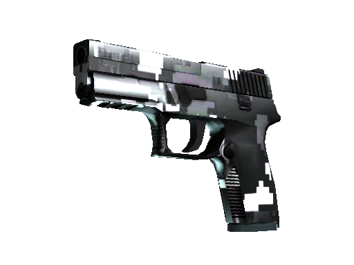 P250 | 金属 DDPAT (崭新出厂)P250 | Metallic DDPAT (Factory New)