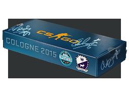 2015年 ESL One 科隆锦标赛古堡激战纪念包ESL One Cologne 2015 Cobblestone Souvenir Package