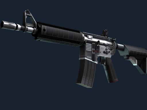 M4A4   镁元素 (略有磨损)M4A4   Magnesium (Minimal Wear)