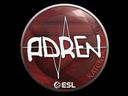 印花 | AdreN | 2019年卡托维兹锦标赛Sticker | AdreN | Katowice 2019