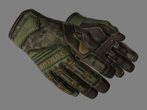 专业手套(★)   森林 DDPAT (久经沙场)★ Specialist Gloves   Forest DDPAT (Field-Tested)