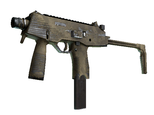 MP9 | 沙漠虚线 (久经沙场)MP9 | Sand Dashed (Field-Tested)