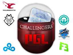 2017年克拉科夫锦标赛挑战者(全息/闪亮)Krakow 2017 Challengers (Holo-Foil)