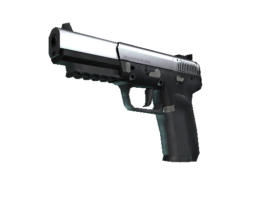 FN57 | 电镀青铜 (崭新出厂)Five-SeveN | Anodized Gunmetal (Factory New)
