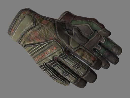 专业手套(★)   狩鹿 (久经沙场)★ Specialist Gloves   Buckshot (Field-Tested)