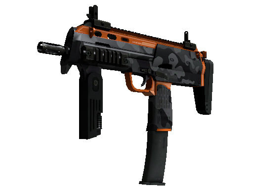 MP7 | 都市危机 (崭新出厂)MP7 | Urban Hazard (Factory New)