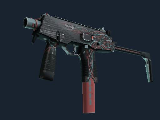 MP9 | 毛细血管 (破损不堪)MP9 | Capillary (Well-Worn)