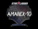 印花 | AmaNEk | 2019年柏林锦标赛Sticker | AmaNEk | Berlin 2019