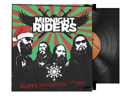 音乐盒 | Midnight Riders — 圣诞之欲Music Kit | Midnight Riders, All I Want for Christmas