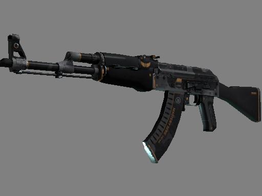 AK-47 | 精英之作 (破损不堪)AK-47 | Elite Build (Well-Worn)