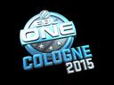 印花 | ESL(闪亮)| 2015年科隆锦标赛Sticker | ESL (Foil) | Cologne 2015