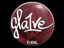印花 | gla1ve | 2019年卡托维兹锦标赛Sticker | gla1ve | Katowice 2019
