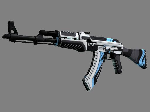 AK-47(StatTrak™) | 火神 (略有磨损)StatTrak™ AK-47 | Vulcan (Minimal Wear)