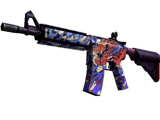 M4A4 | 龙王 (崭新出厂)M4A4 | 龍王 (Dragon King) (Factory New)