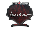 印花 | buster | 2019年柏林锦标赛Sticker | buster | Berlin 2019