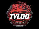 印花 | Tyloo | 2018年伦敦锦标赛Sticker | Tyloo | London 2018