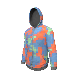 Pixel Hoodie