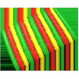 Rasta Parachute