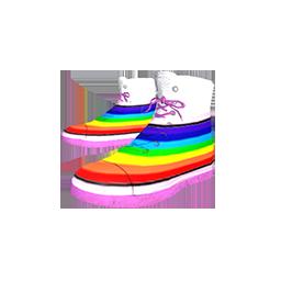 Rainbow Unicorn Conveys