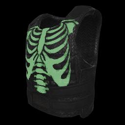 Green Bone Body Armor