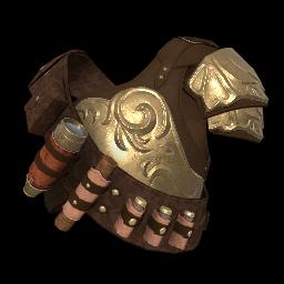 Dread Pirate Body Armor