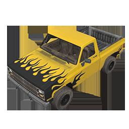 Darkfire Pickup Truck