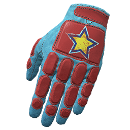 Contender Padded Gloves