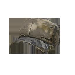 Camo Gray Trucker Cap