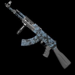 Unbroken AK-47